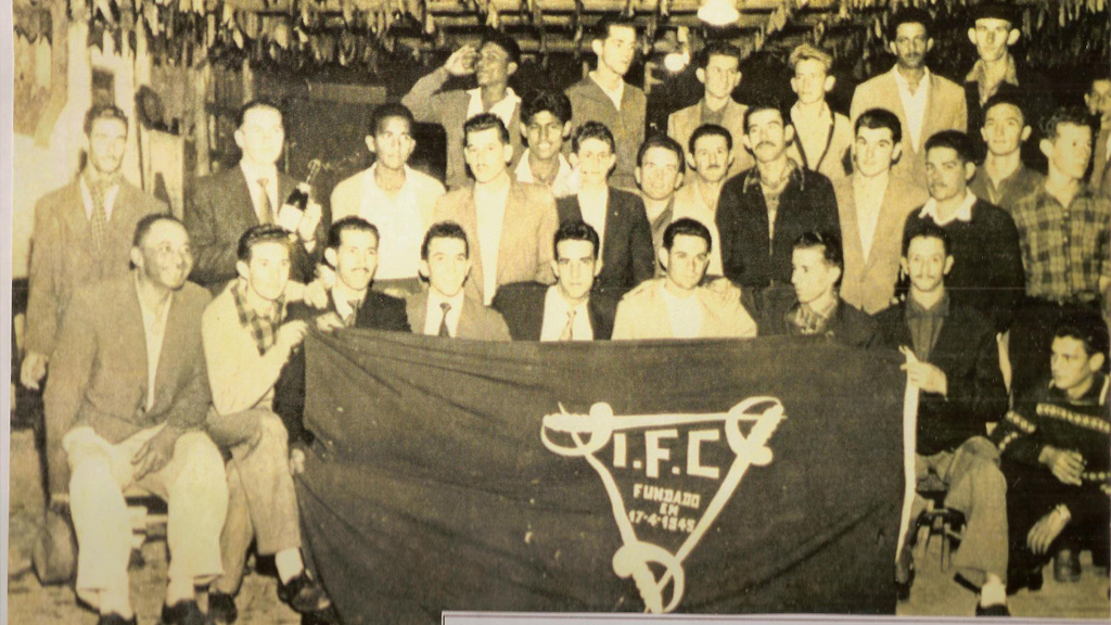 O Clube Independente Futebol Clube 49872178f2a36
