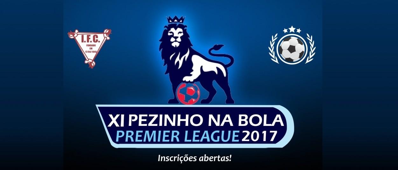 XI PEZINHO NA BOLA IFC/2017