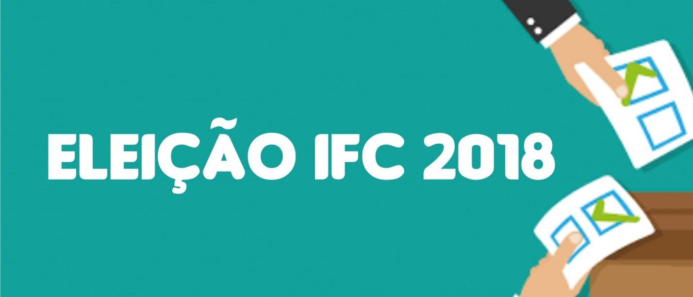 Eleição IFC 2018